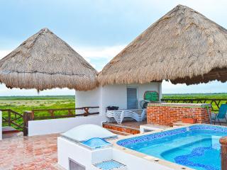 condominio de calamar 3...  2 BR 2 B... Puerto Morelos