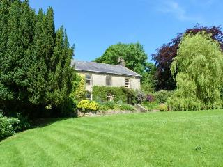 MEARBECK HOUSE, Grade II listed stone-built farmhouse, open fire, pet-friendly