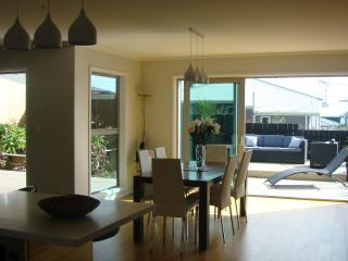 MAGIC ON MOLESWORTH - LUXURY LARGE HOLIDAY HOUSE, New Plymouth
