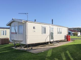 Typical Hire Caravan Exterior