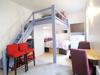 Central: Romantic Loft *410sqft* 2stops Notre Dame, Paris