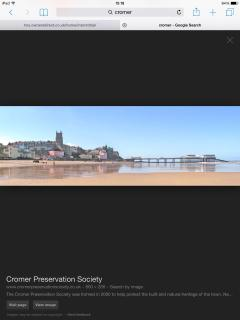 Nearby Cromer