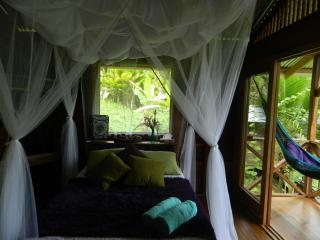 Colina de coco Jungalows - paraíso del mar Caribe, Isla Bastimentos