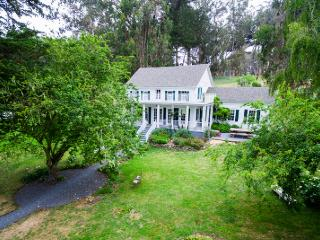 Straus Home Ranch - 166 acre ranch on Tomales Bay, Marshall