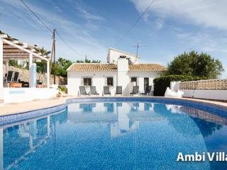 Holiday Villa in Calpe, with swimming pool
