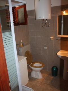 A2(4+1): bathroom with toilet