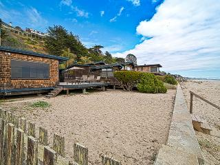 535/Hawley Beach House *ON THE SAND* 1 Night FREE for Off-season, Aptos