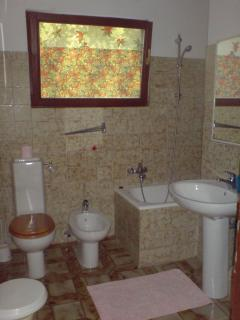 A1(6): bathroom with toilet