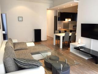 Holiday apartment 100sqm2 Nice city center