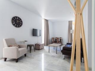 Céspedes 2 apartment in Santa Cruz – Catedral with WiFi, airconditioning