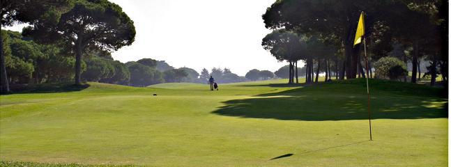 Campo de Golf - a 1,5km