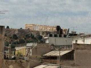 ELEGANT STUDIO WITH ACROPOLIS VIEW