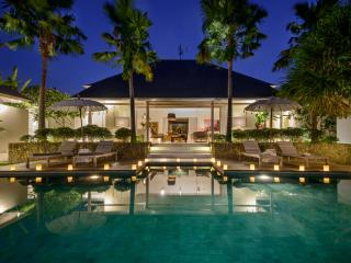 Wonderful ricefield view villa in Canggu