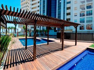 0058-CRISTALL MAR Apartamento con piscina comunitaria