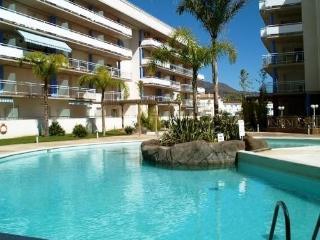 2017-PORT CANIGO Apartamento con piscina comunitaria