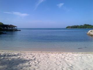 Azure agua, on the beach, ocean view, wifi, Negril