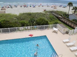 *Premium*Beautiful&Bright Ocean Front-2B/2B Shore Drive, Myrtle Beach #307