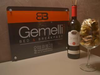 B&B Gemelli Camera tripla, Roma