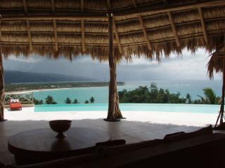 Beautiful design villa  with  fantastic sea view, Las Terrenas