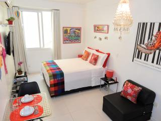 Cozy & totally refurbished studio in Ipanema, Río de Janeiro