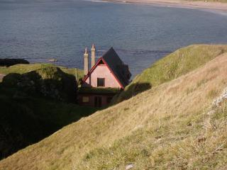 Dunaverty Rock Sea Captains House