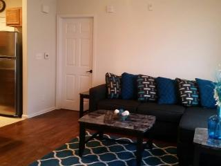 Quiet & Cozy Fully Furnished Apartment home, San Antonio