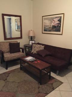 Atocha living room