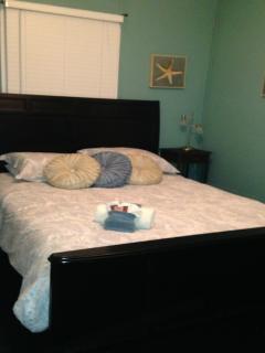 Pilar bedroom
