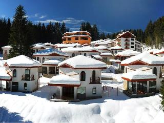 Ski Chalets at Pamporovo Village, Bulgaria, Pamporowo