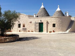 Trullo Stefano in September