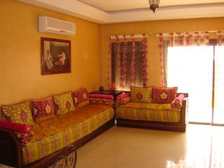 A beautiful furnished spacious apartment Marrakech
