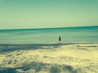 Preciosa bahía Coronado Condo, Playa Coronado