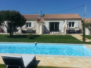 Villas climatisées avec piscine