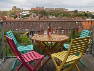 Balcony cottage, Whitby