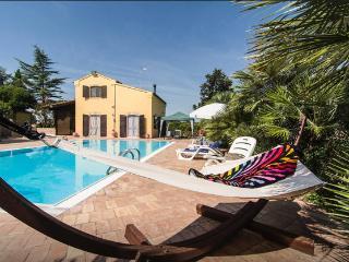Villa esclusiva con piscina, Recanati