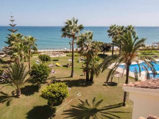 Apartamento junto al mar (Bajo) Las Mimosas DOSUL