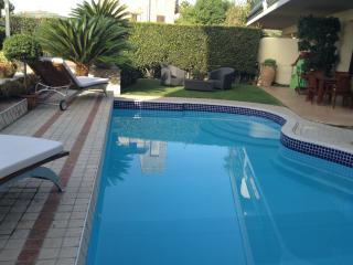 Downtown Villa private pool, sea view near Rom/Na, Formia