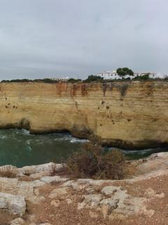 Ocean View from the Cliffs at only 50 meters