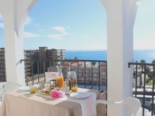 Apartamento frente al mar - Piscina