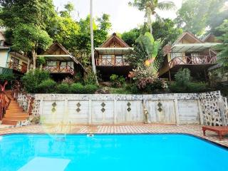 Twin Bungalow with AC in Paradise!, Ao Nang