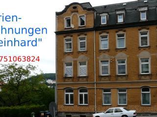 Ferienwohnungen 'Reinhard' D-08280 Aue, Sachsen