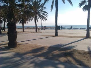 Arte cerca del Mar,relax y deporte, Barcelona