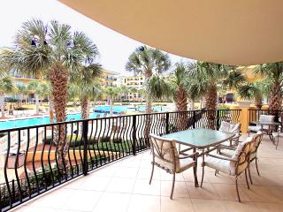 Luxury 3BR Pool front Adagio F205-OPEN 8/18-8/20 $822! 15%OFF Thru9/30! 30A