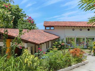 View of entrance to Villa CalaLuna