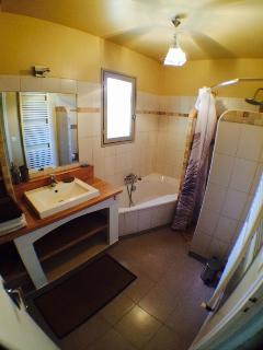 salle de douche italienne et bain design les cytises