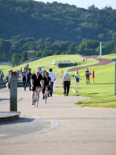 22km Millennium Coastal Path - cycling and walking only