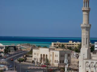 Penthouse with stunning sea views, Hurghada