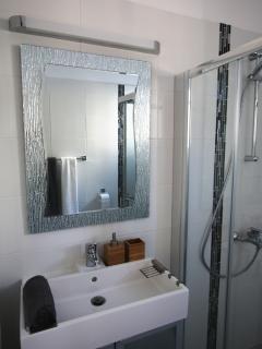 New bathroom fittings