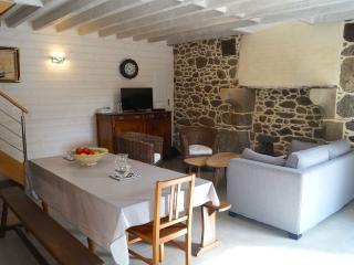 Maison Saint-Malo 6 personnes vue mer.