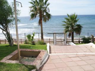 Estudio primera linea de playa y sendero litoral, Mijas